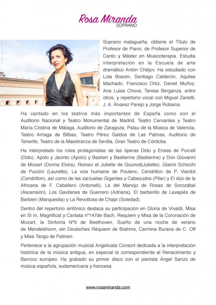 Biografi´a - Rosa Miranda (web)