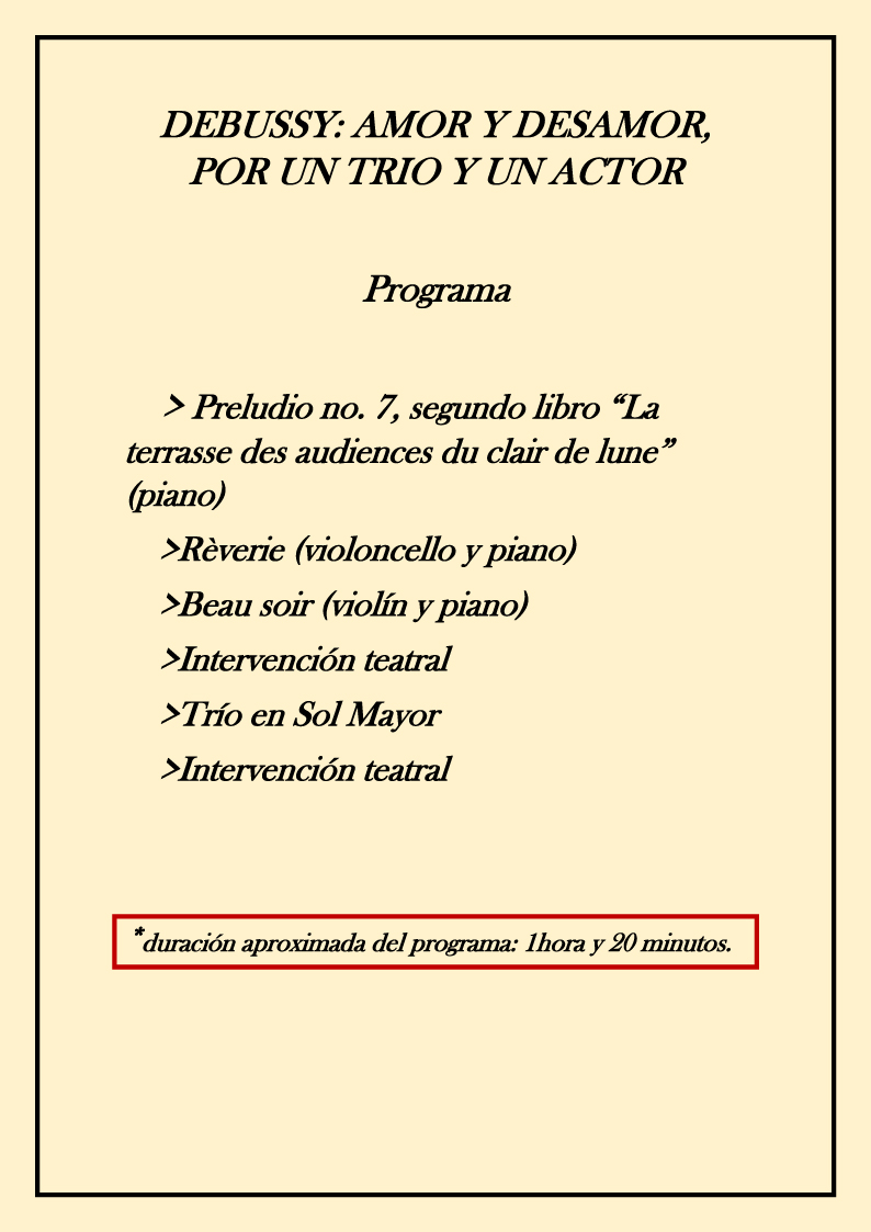 DEBUSSY programa-1
